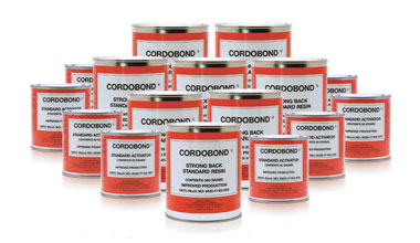 Cordobond two component epoxy resin